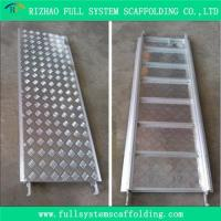 China Aluminium alloy scaffolding Plank RF-M012 on sale