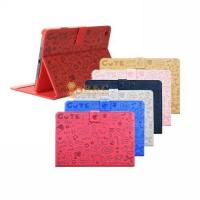 Quality iPad Mini Doremi Leather Cover With Button for sale