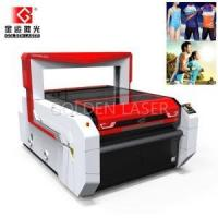 Quality Auto Feeding Swimwear Laser Cutting Machine with Scanning for sale