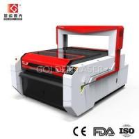 Quality Fly Scanning Sublimation Fabric Laser Cutter for Sportswear for sale
