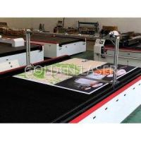 Quality Advertising Flags Banners Laser Cutter for sale