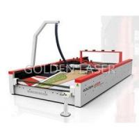 Quality Large Scale Laser Cutter for Sublimation Printing Textile for sale