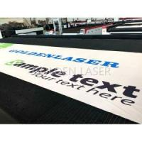 Quality Super Wide Outdoor Graphics Automatic Laser Cutter for sale