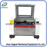Co2 Leather Engraving Hollow Out Laser Machine with 700*500mm Working Area