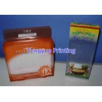 Quality Folding plastic boxes small clear for sale
