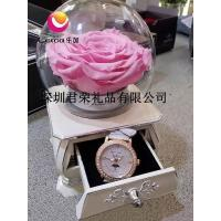 Quality Preserved Flower Jewelry Music Boxes for sale