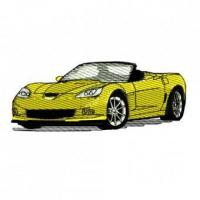 Buy cheap 2013 Chevrolet Corvette Convertible 427 Embroidery Design from wholesalers