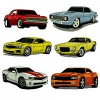 Buy cheap Chevy Camaro Embroidery Design Discount Value Pack from wholesalers