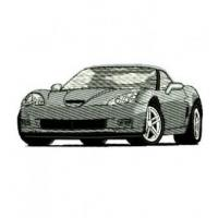 Buy cheap 2011 Chevrolet Corvette Embroidery Design from wholesalers