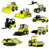 Buy cheap Construction Equipment Embroidery Design Discount Value Pack from wholesalers