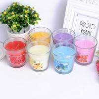 China Title:natural scented decorative glass jar candle warmer making on sale