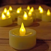 China Title:battery operated led tealight candle on sale