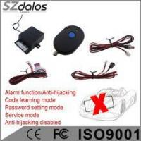 China Easy stall one way wholesale wireless car alarm immobilizer on sale