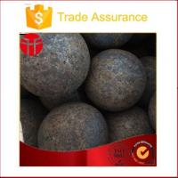 Buy cheap Forged grinding steel ball from wholesalers
