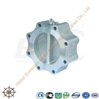 China CHV-17 Duo check valve double flanged on sale