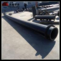 Quality Abrasion Resistant Mine Tailings Pipe for sale