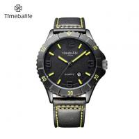 Quality All Black Mens Diver Watch for sale