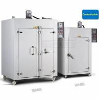 Buy cheap Cabinet type double insurance thermostatic explosion proof oven from wholesalers