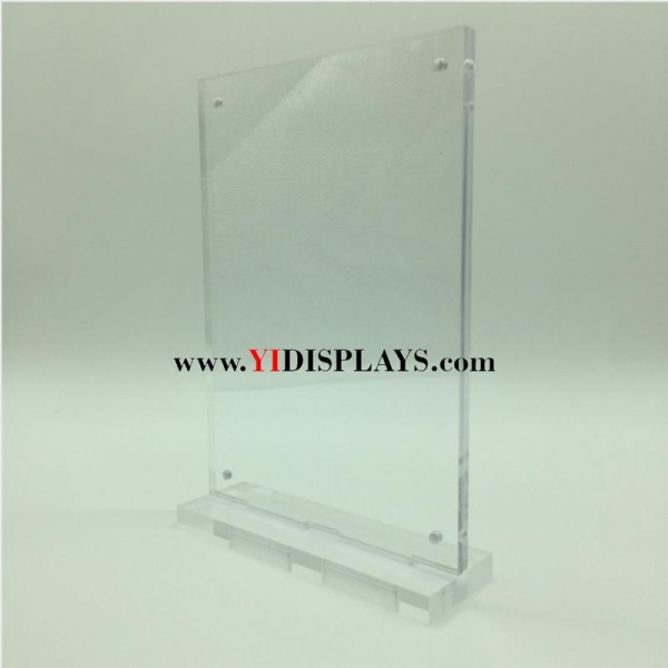 Buy Acrylic pop sign holder at wholesale prices