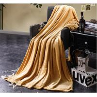 Buy cheap Flannel Fleece Blanket-Thinning Type-F-A02 from wholesalers