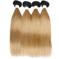 Buy cheap Vvwig Straight Bundles 1B 27 Ombre Color Full And Thick Weave Hair 4 Bundles Human Hair Extension from wholesalers