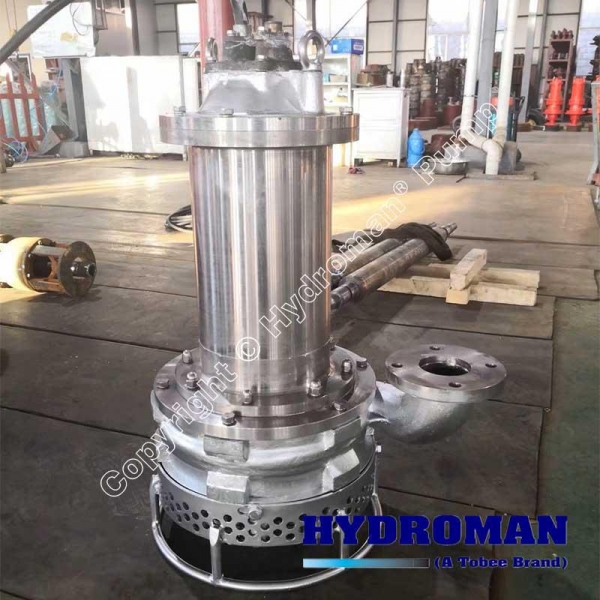 China 65TJQ Submersible Slurry Pump