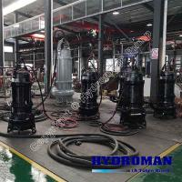 Buy cheap 150TJQ Submersible Slurry Pump from wholesalers