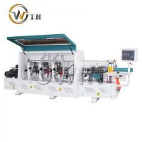 Buy cheap automatic edge band machine with scraping and buffing function from wholesalers