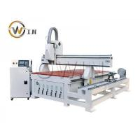 Buy cheap 1325 cnc router with rotary from wholesalers