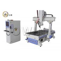 Buy cheap 4 axis heavy duty wood cnc machine from wholesalers