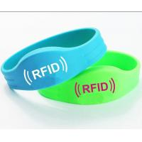 Buy cheap Wristband RFID Wristband from wholesalers