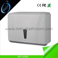 China wall mounted N fold toilet tissue dispenser on sale