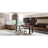 China Painting Veneer Kitchen Cabinet on sale