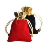 Quality High Quality Mini Cosmetic Velvet Gift Pouch for sale
