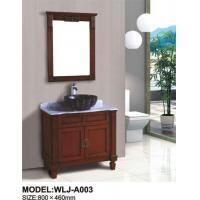 Buy cheap Bathroom Cabinet Product  WLJ-A003 from wholesalers