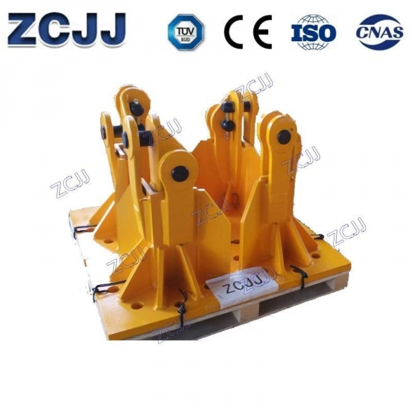 China Tower Crane Bases Fixing Angle Bases Fixing Angles For L46D Mast