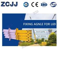 Buy Tower Crane Bases Fixing Angle Bases Fixing Angles For L69B2 Mast at wholesale prices
