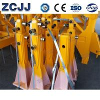Buy cheap Tower Crane Bases Fixing Angle Bases Fixing Angles For K639A Mast from wholesalers