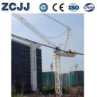 Buy Tower Crane Luffing Jib 10Ton Tower Crane at wholesale prices
