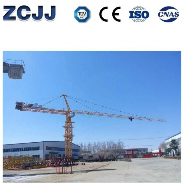 China Tower Crane Topkit 16Ton Tower Crane Hammer Head