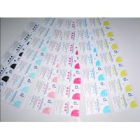 Comsmetic Stickers Printing for bottle SWP26-2