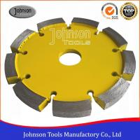 China Normal Segment Laser Welded Tuck Point Blade Cutting Blades on sale