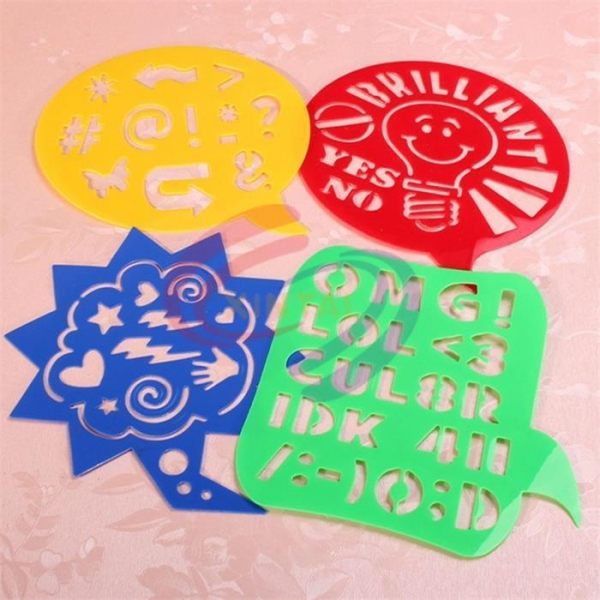 Buy Animal PP Stencil Matte at wholesale prices