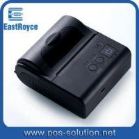 Buy cheap 80mm Bluetooth Mini Thermal Receipt Printer from wholesalers