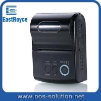Buy cheap 58mm Portable Mobile Bluetooth Receipt Printer from wholesalers
