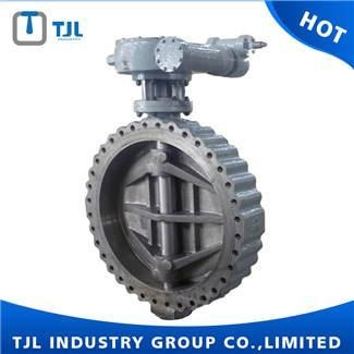 Buy Lug Type Hard Seat Triple Eccentric Butterfly Valve 24 inch at wholesale prices