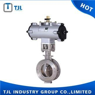 Buy ANSI Triple Eccentric Butterfly Valve at wholesale prices
