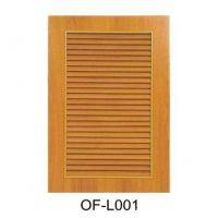 China Wooden Louvered Doors on sale