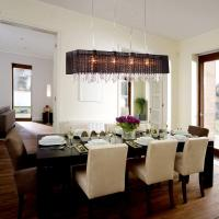 Buy cheap Modern Crystal Chandelier Ceiling Lamp Pendant Light from wholesalers