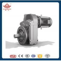 Buy cheap High strength cast iron housing SEW type F series helical geared motor speed reducer from wholesalers